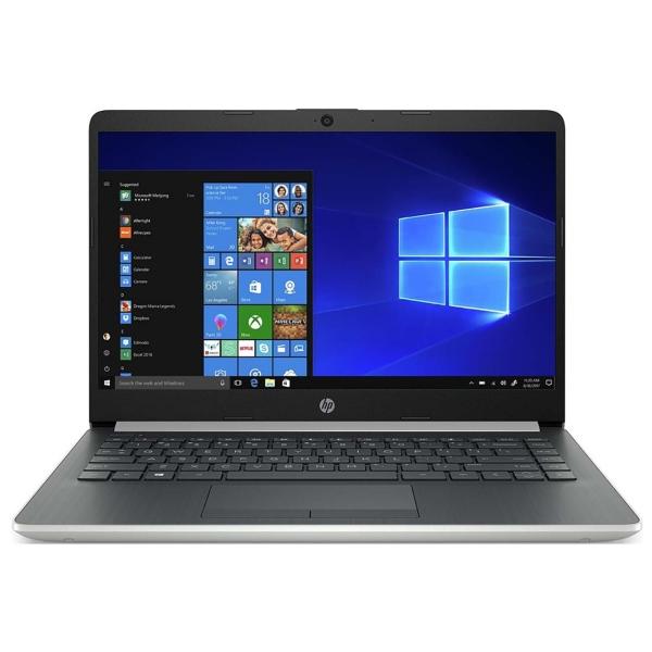 Ноутбук HP — 14-dk0037ur 9YQ23EA