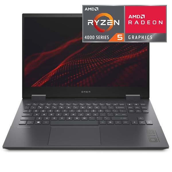 Ноутбук игровой HP, OMEN 15-en0019ur 1U3C7EA  - купить со скидкой