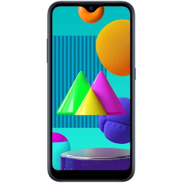 Смартфон Samsung Galaxy M01 32GB Blue (SM-M015F/DS)