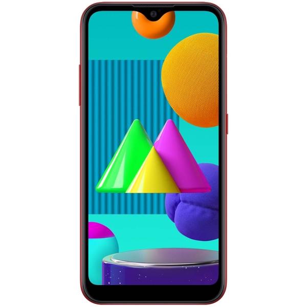 Смартфон Samsung Galaxy M01 32GB Red (SM-M015F/DS)