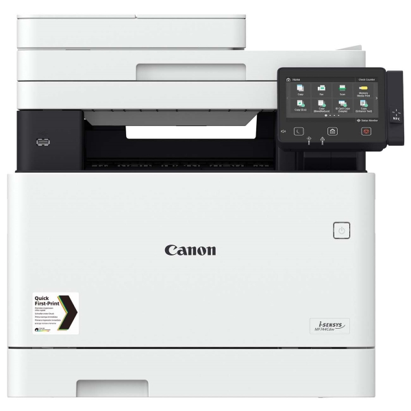 Лазерное МФУ (цветное) Canon i-SENSYS MF744Cdw цвет 4-х цветная