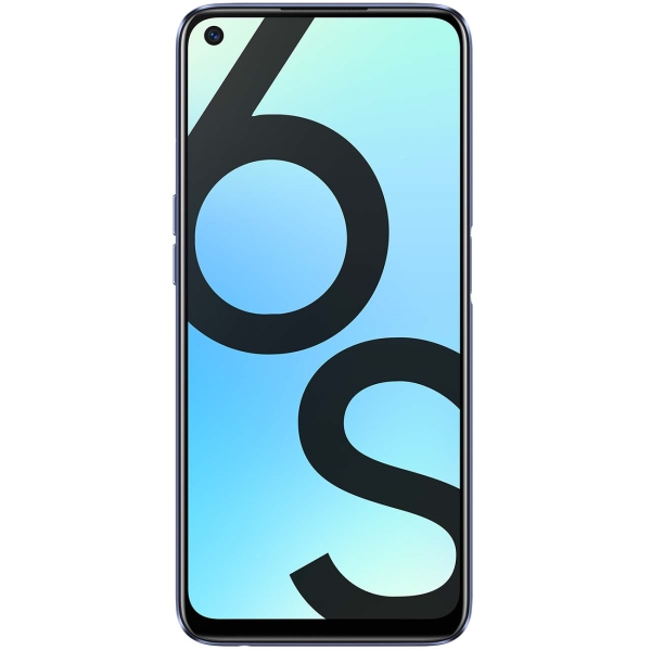 Смартфон Realme 6S 6+128GB Eclipse Black (RMX2002)