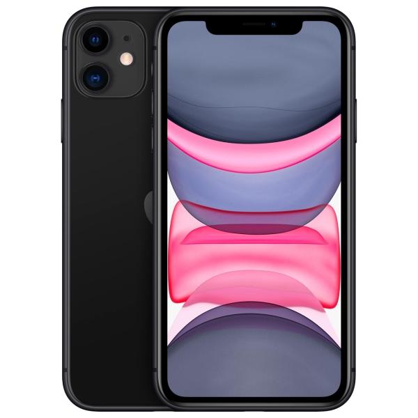 Apple iPhone 11 64GB Black (MHDA3RU/A)