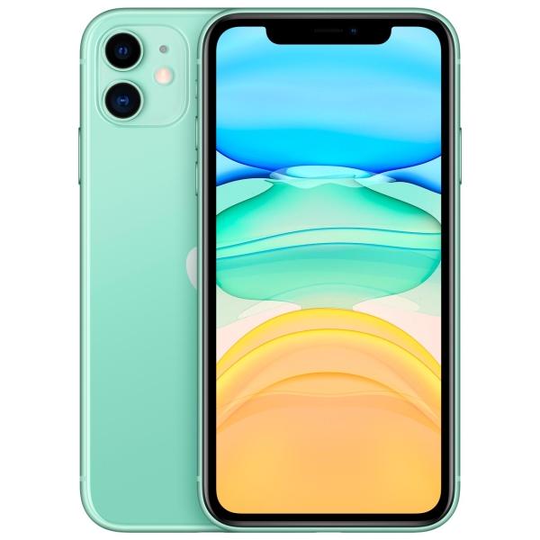 Apple iPhone 11 64GB Green (MHDG3RU/A)