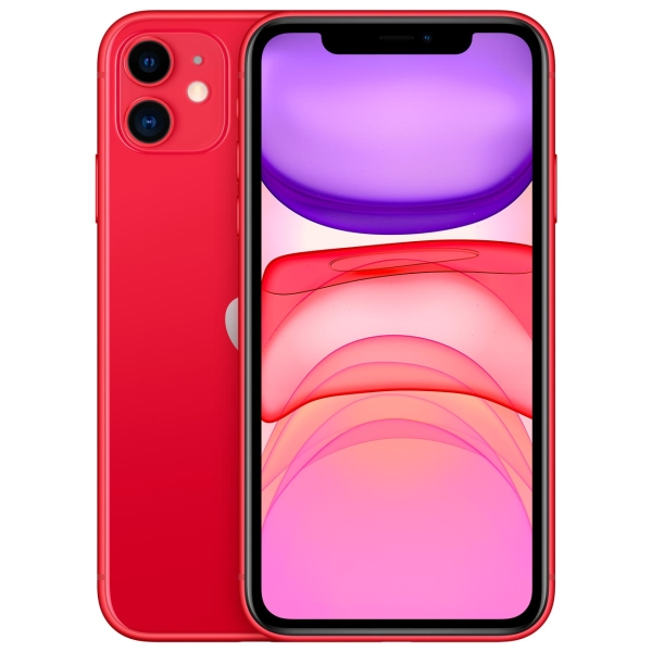 Смартфон Apple iPhone 11 256GB (PRODUCT)RED (MHDR3RU/A)