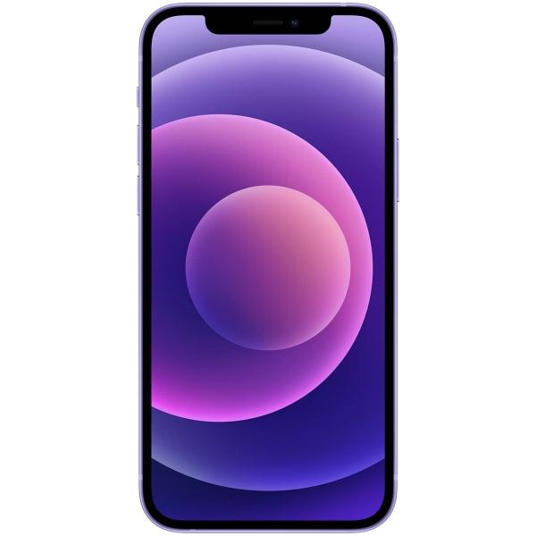 Смартфон Apple iPhone 12 mini 64GB Purple (MJQF3RU/A)