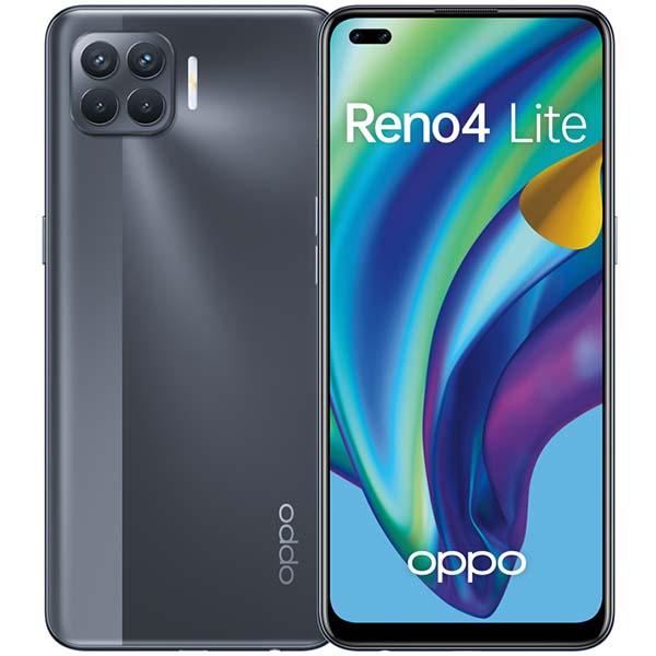 Купить Смартфон OPPO Reno4 Lite 8+128GB Matte Black (CPH2125) в каталоге интернет магазина М.Видео по выгодной цене с доставкой, отзывы, фотографии - Москва