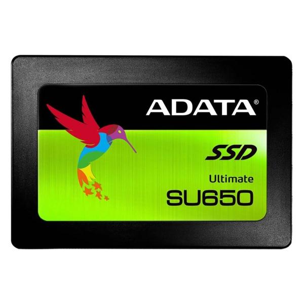 Купить Внутренний SSD накопитель ADATA 960GB Ultimate SU650 (ASU650SS-960GT-R) в каталоге интернет магазина М.Видео по выгодной цене с доставкой, отзывы, фотографии - Москва