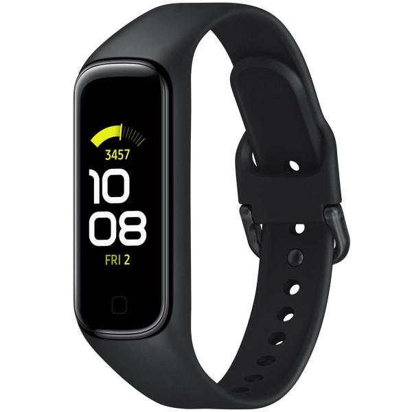 Купить Фитнес-браслет Samsung Galaxy Fit2 Black (SM-R220) в каталоге интернет магазина М.Видео по выгодной цене с доставкой, отзывы, фотографии - Москва