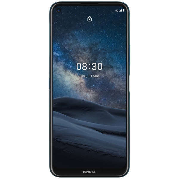 Смартфон Nokia 8.3 5G 128GB Blue (TA-1243)