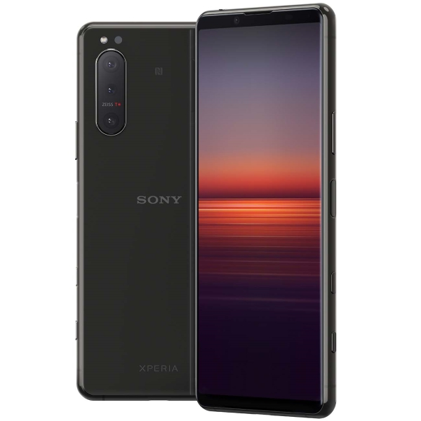 Смартфон Sony Xperia 5 II Black (XQ-AS52)
