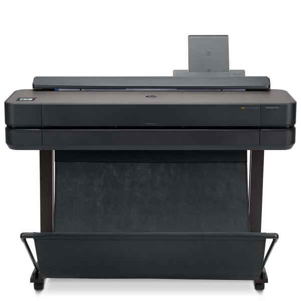 Широкоформатный принтер HP