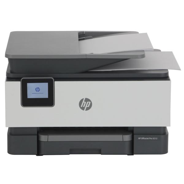 Купить Струйное МФУ HP OfficeJet Pro 9010 (3UK83B) в каталоге интернет магазина М.Видео по выгодной цене с доставкой, отзывы, фотографии - Москва