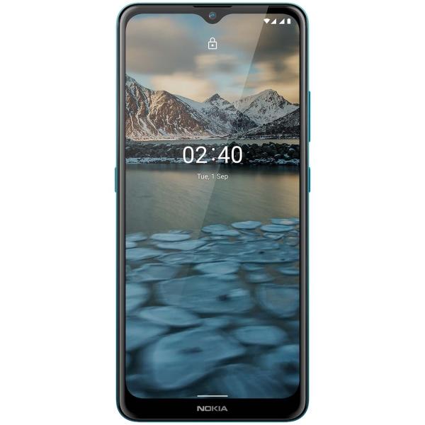 Смартфон Nokia 2.4 2+32GB Blue (TA-1270)