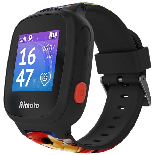 Часы с GPS трекером Aimoto