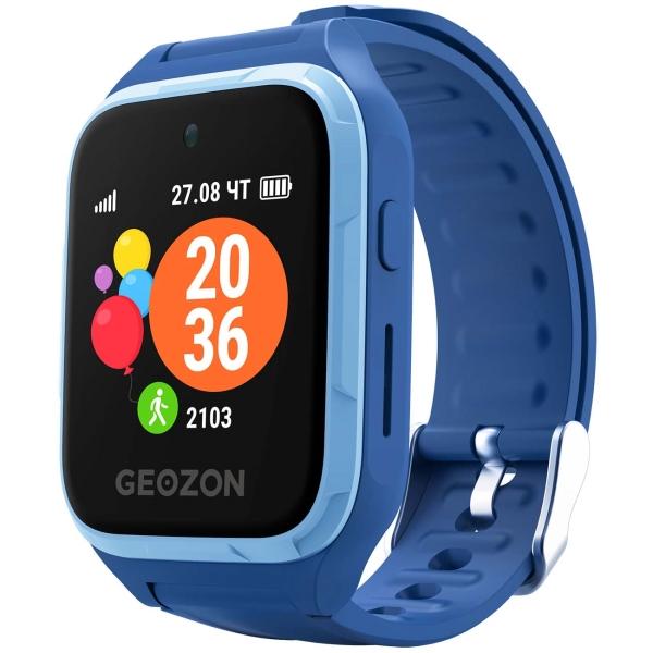 Часы с GPS трекером Geozon