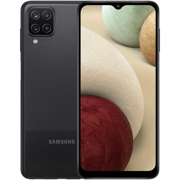 Купить Смартфон Samsung Galaxy A12 64GB Black (SM-A125F) в каталоге интернет магазина М.Видео по выгодной цене с доставкой, отзывы, фотографии - Москва