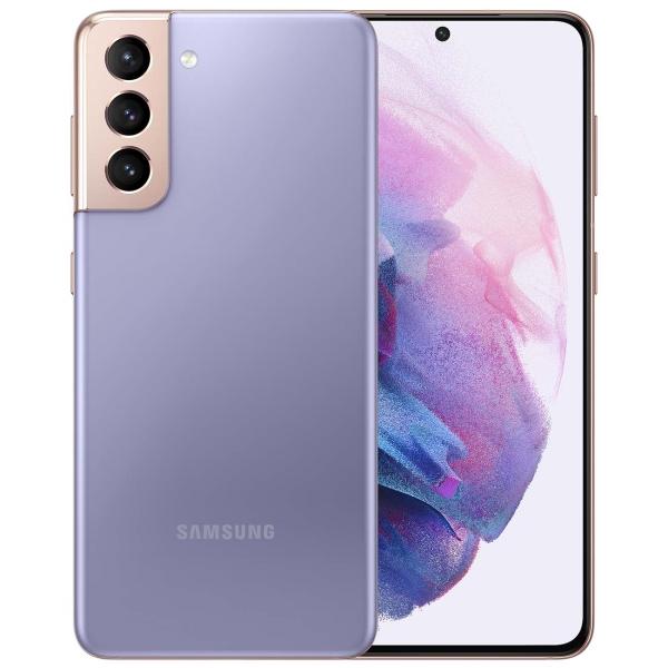 Смартфон Samsung Galaxy S21+ 256GB Phantom Violet (SM-G996B)