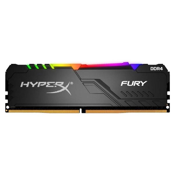 Оперативная память HyperX FURY 16GB 3000Mhz RGB CL15 (HX430C15FB3A/16) Hyperx