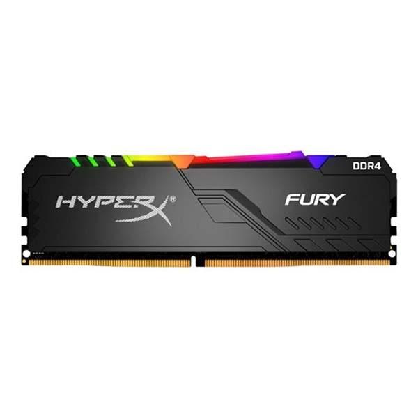 Оперативная память HyperX FURY 16GB 3200Mhz RGB CL16 (HX432C16FB3A/16) Hyperx
