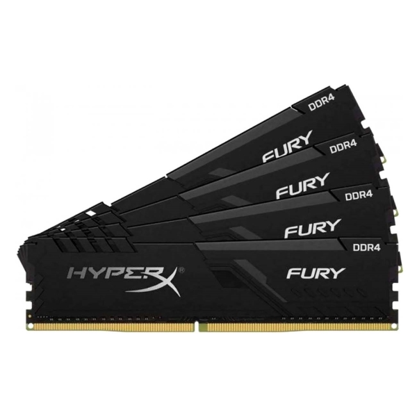 Оперативная память HyperX FURY 16GB 3200Mhz CL16 (HX432C16FB3K4/16) Hyperx