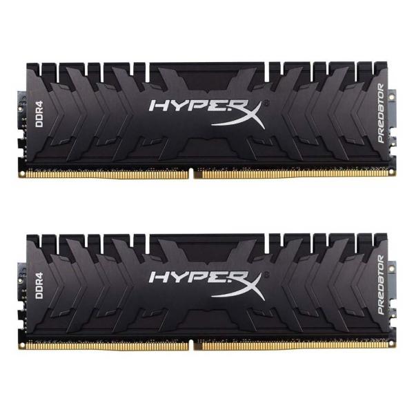 Оперативная память HyperX Predator 16GB 2666Mhz CL13 (HX426C13PB3K2/16) Hyperx