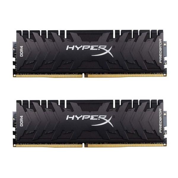 Оперативная память HyperX Predator 16GB 3000Mhz CL15 (HX430C15PB3K2/16) Hyperx