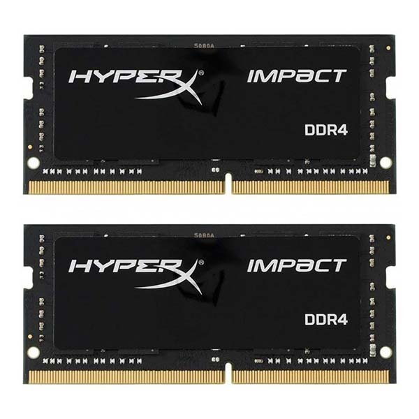 Оперативная память HyperX Impact 16GB SO-DIMM 2666Mhz HX426S15IB2K2/16 Hyperx