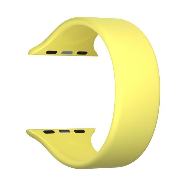 Ремешок LYAMBDA Apple Watch 38/40mm ATRIA DSJ-23-40-YL Yellow