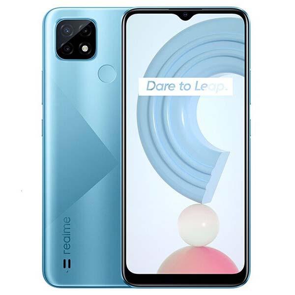 Купить Смартфон realme C21 4+64GB Cross Blue (RMX3201) в каталоге интернет магазина М.Видео по выгодной цене с доставкой, отзывы, фотографии - Москва