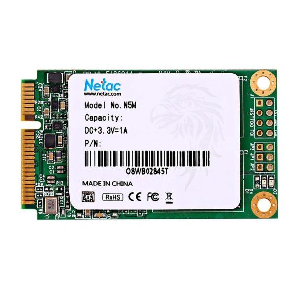 Внутренний SSD накопитель Netac 2TB N5M (NT01N5M-002T-M3X)