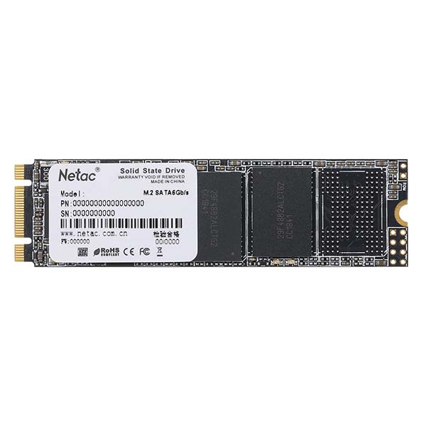 Внутренний SSD накопитель Netac 1TB N535N (NT01N535N-001T-N8X)