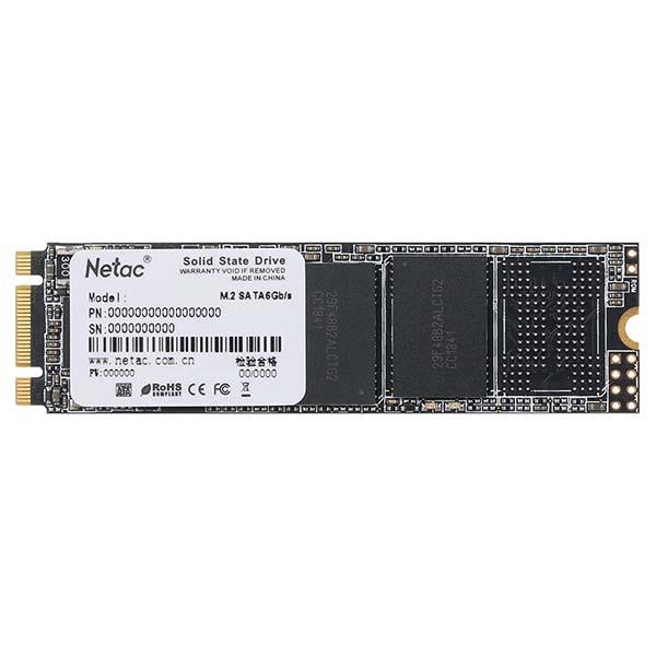 Внутренний SSD накопитель Netac 2TB N535N (NT01N535N-002T-N8X)