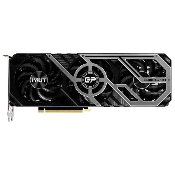 Видеокарта Palit GeForce RTX 3090 GamingPro 24G