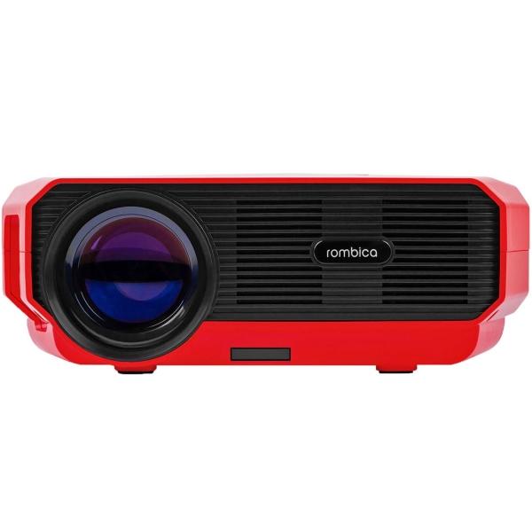 Видеопроектор мультимедийный Rombica Ray X-Pulse Red (MPR-X750)