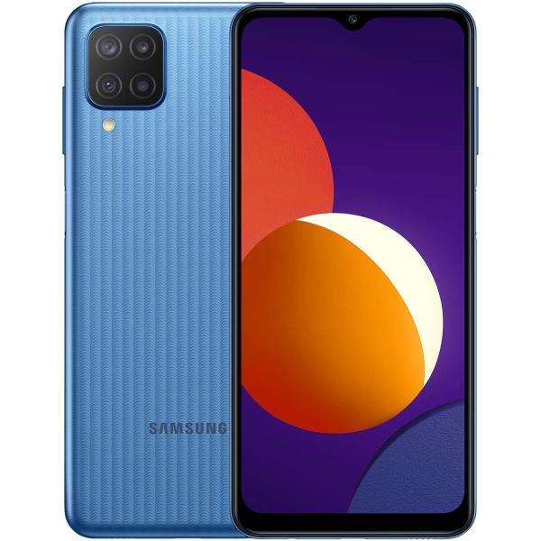 Смартфон Samsung Galaxy M12 64GB Blue (SM-M127F)