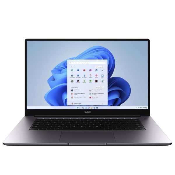 Ультрабук Huawei MateBook D 15 BoB-WAI9 8+256GB Space Grey