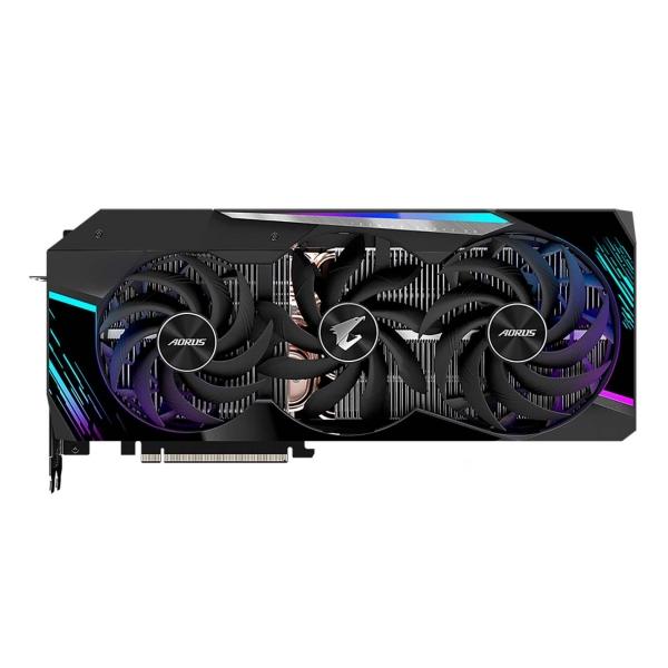 Видеокарта GIGABYTE Aorus GeForce RTX 3080 MASTER 10GB