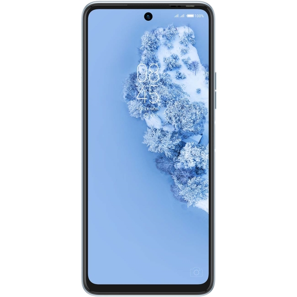 Смартфон Tecno CG7N Camon 17P 6+128GB Frost Silver