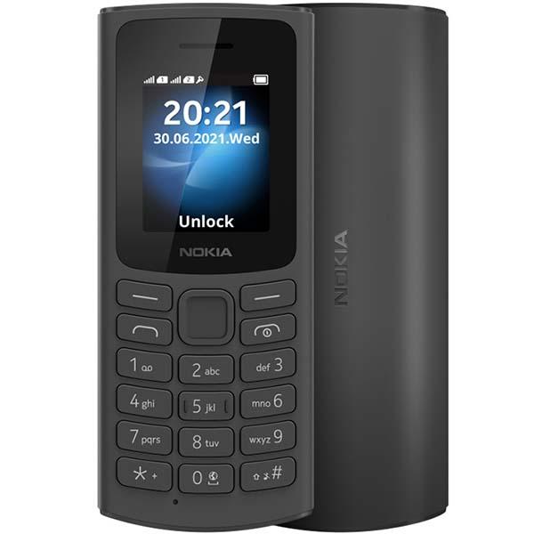 Мобильный телефон Nokia 105 4G DS Black (TA-1378)