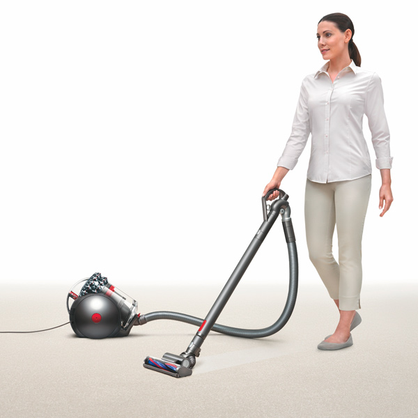 Dyson cinetic canister vacuum dyson airblade v hu02 nickel и white