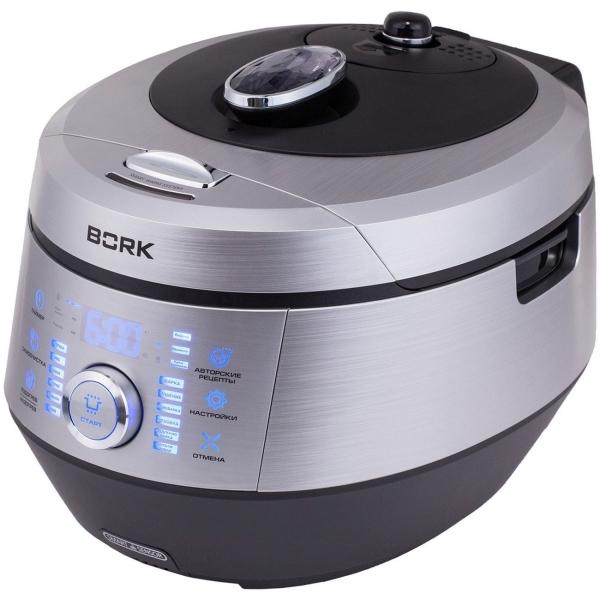 Мультиварка Bork — U800 Silver