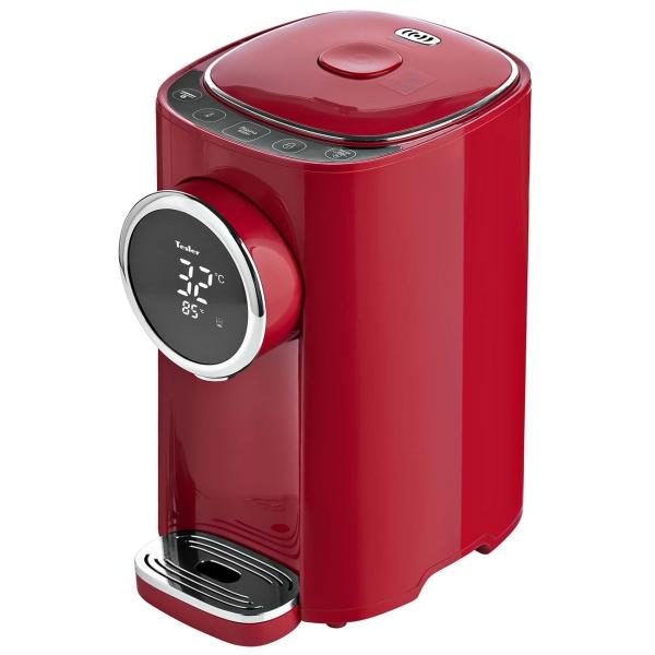 Купить Термопот Tesler TP-5055 Red в каталоге интернет магазина М.Видео по выгодной цене с доставкой, отзывы, фотографии - Тула