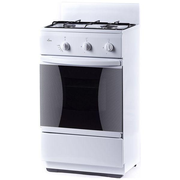 Комбинированная плита 50-55 см Flama СK 2202 W