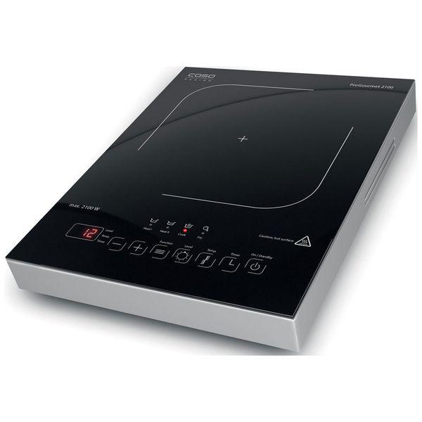 Электрическая плита 50-55 см Caso Pro Gourmet 2100