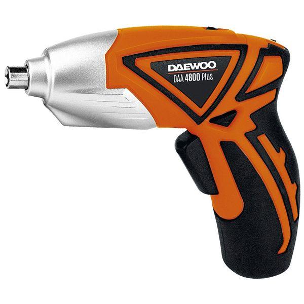 Отвертка аккумуляторная Daewoo DAА 4800 Plus