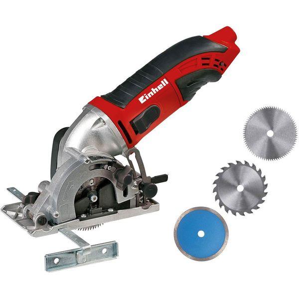 Электропила циркулярная Einhell TC-CS 860 Kit (4330992)