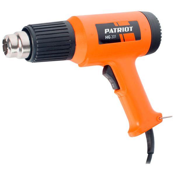 Фен строительный Patriot One HG201