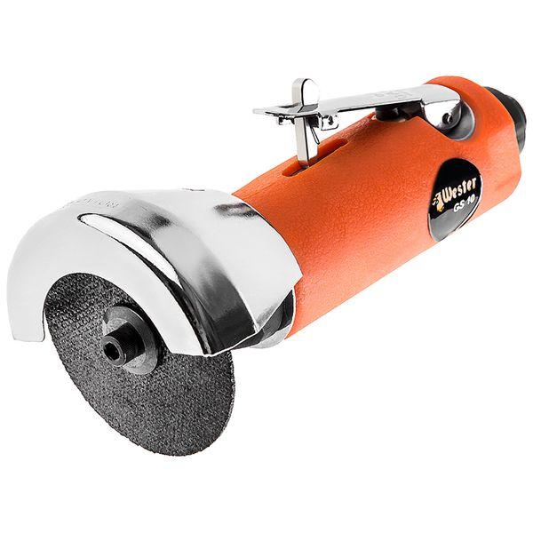 Пневматическая шлифовальная машина Fubag SVC 125 с пылеотводом (100390)