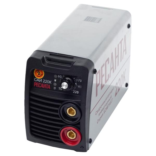 Сварочный аппарат Ресанта САИ-220К 65/37